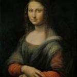 Mona Lisa przed renowacją