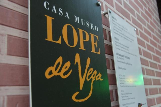 Dom Lope de Vega w Madrycie