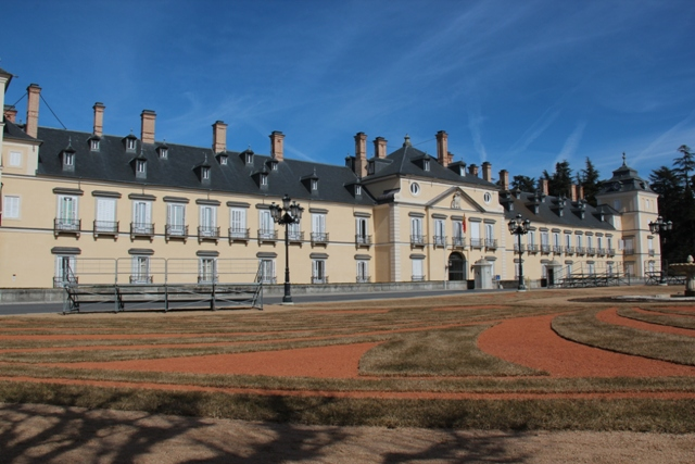 Pałac królewski El Pardo