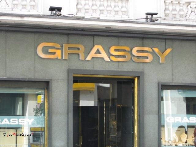 Madryt Grassy