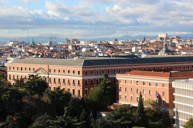 Pałac Buenavista w Madrycie