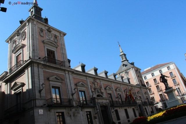 Ratusz miejski w Madrycie
