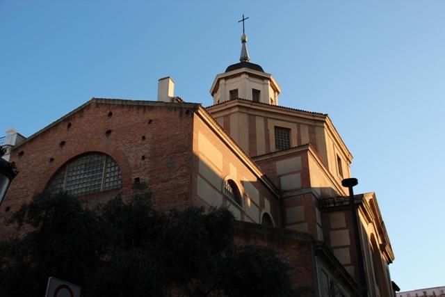 Koœció³ San Sebastián w Madrycie