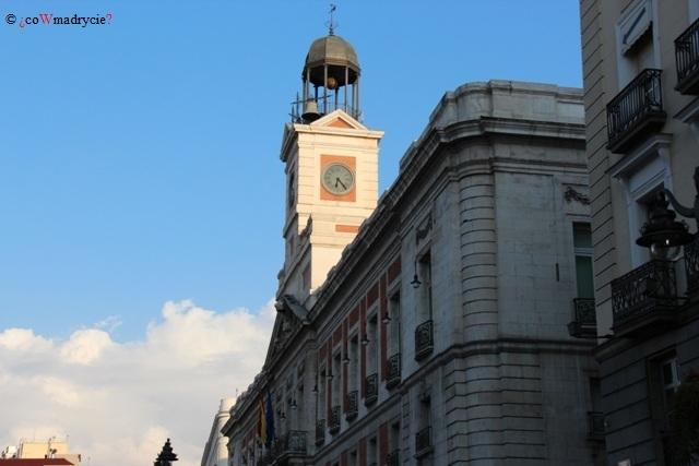 Poczta Główna w Madrycie