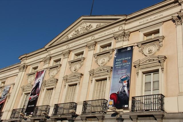 Teatro Español w Madrycie
