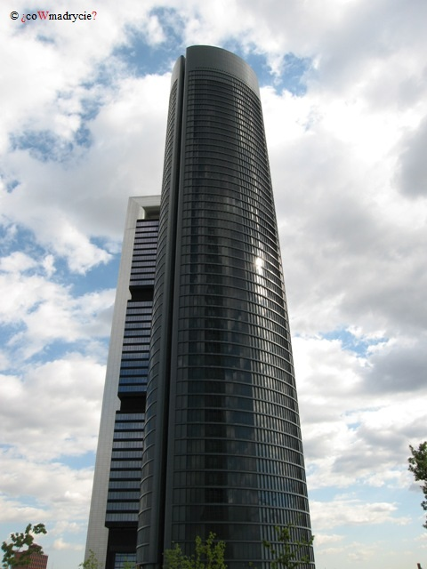 Torre Sycar Vallehermoso w Madrycie