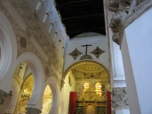 Toledo - Synagoga Santa Maria la Blanca