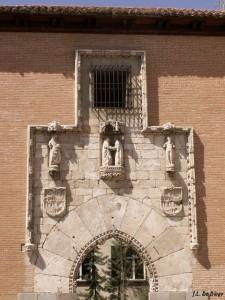Portal szpitala la Latina
