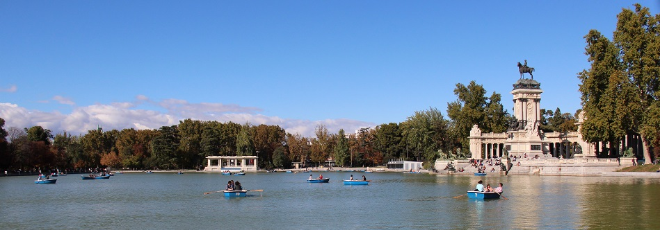 Madryt Park Retiro