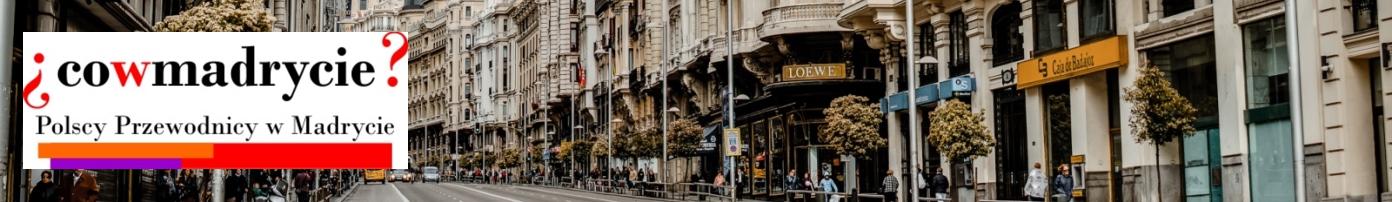 Licencjonowani Polscy Przewodnicy w Madrycie - ¿coWmadrycie?