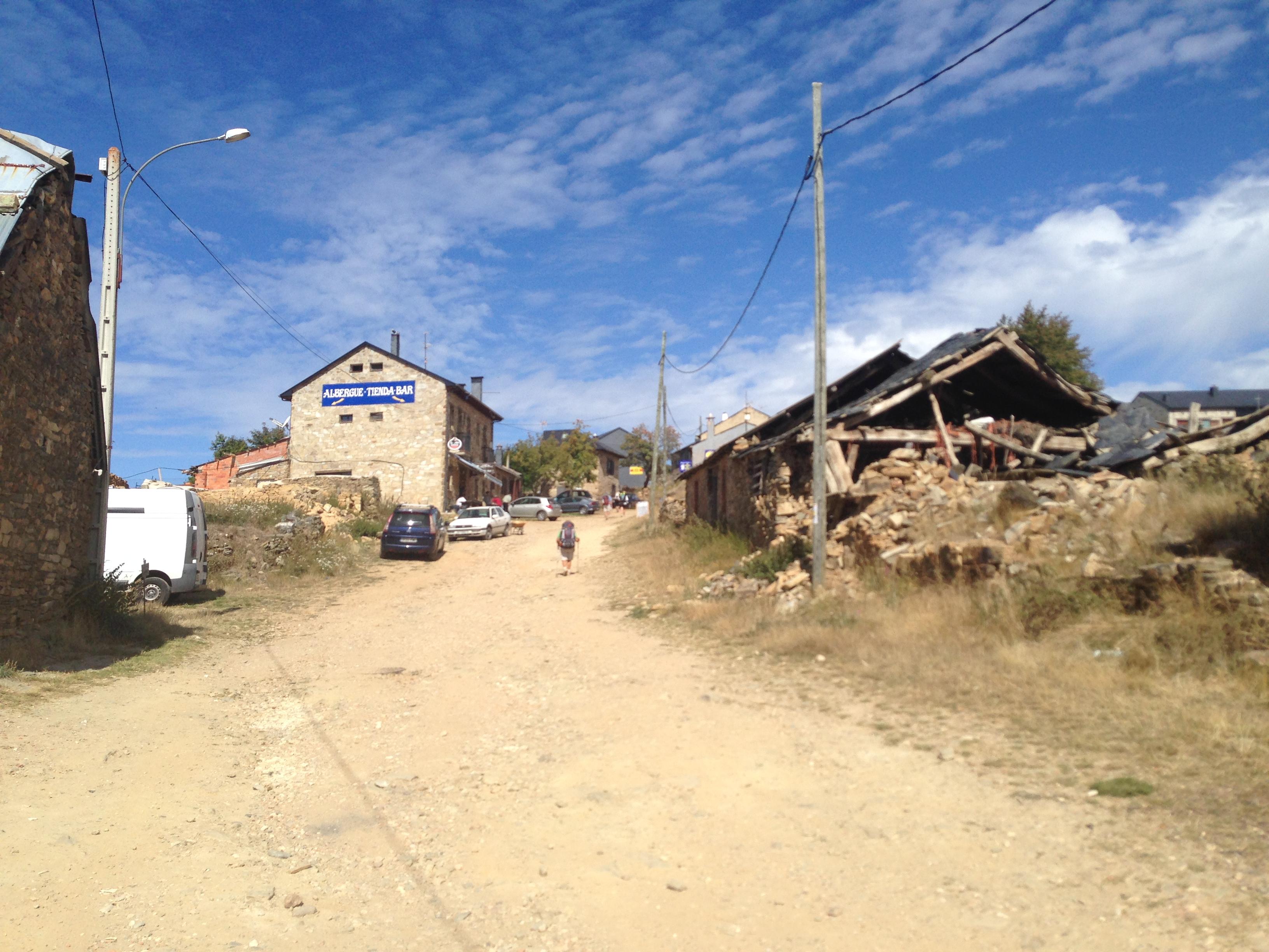 camino de santiago iphone 2014 919
