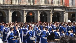 Tamborrada Madryt