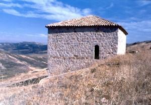 Kościołek pod wezwaniem Świętego Baudelio w Berlanga