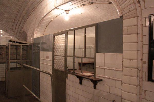Andén 0 - Estación de Chamberí (3)