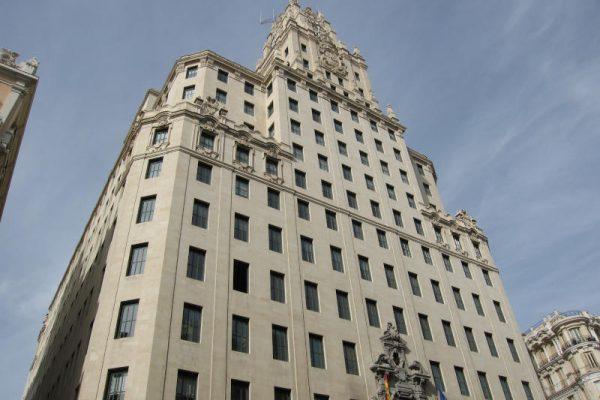 Edificio Telefónica Gran Via