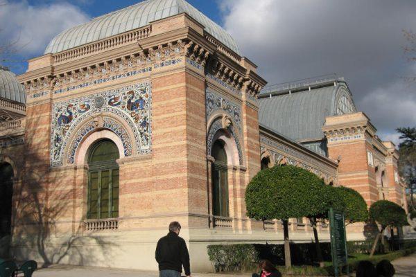 El Retiro Palacio de Velazquez (2)