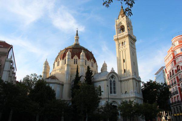 La Iglesia de San Manuel y San Benito