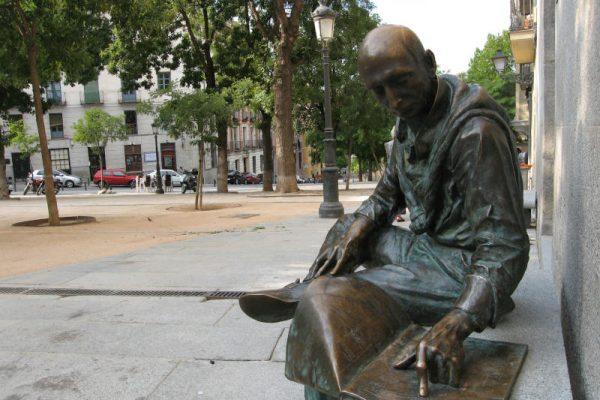 La Latina plaza de la Paja