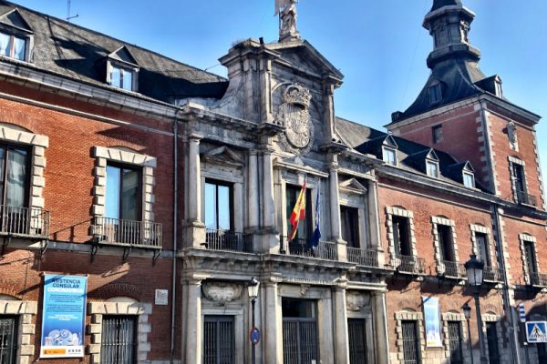Palacio Santa Cruz