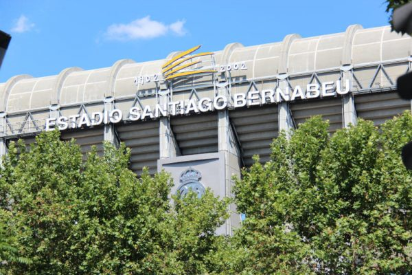 Stadion Realu Madryt