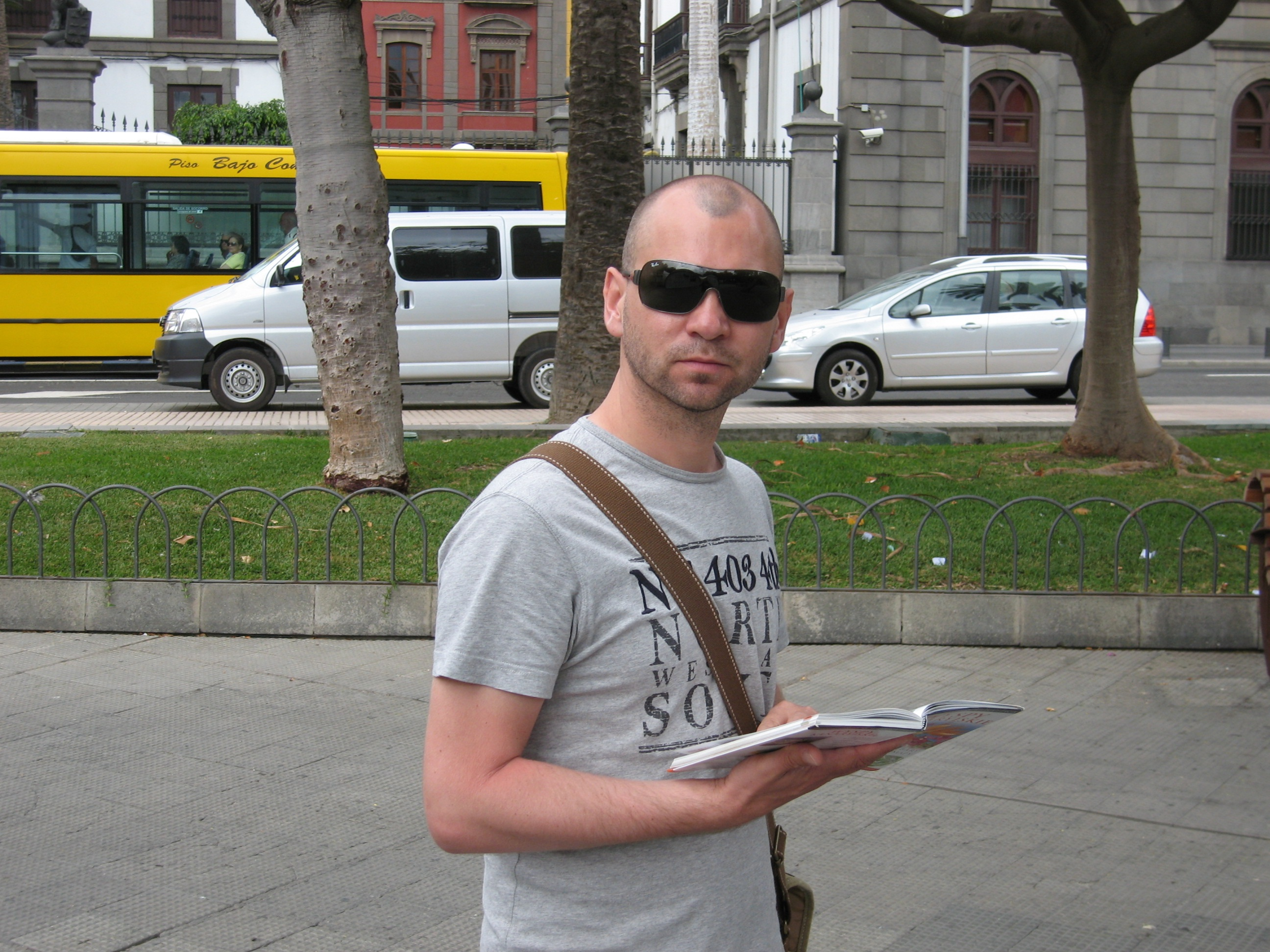 Przewodnik po Madrycie