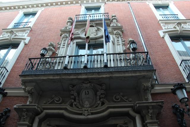 Pałac Santoña w Madrycie