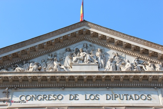 Congreso de los Diputados w Madrycie