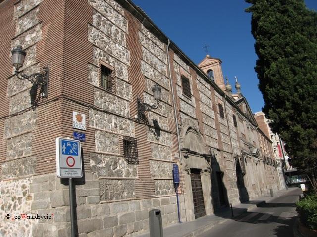 Klasztor las Descalzas Reales w Madrycie