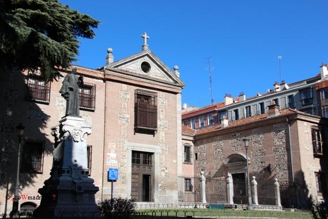 Klasztor la Encarnación w Madrycie