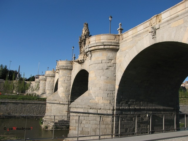 Most Toledo w Madrycie