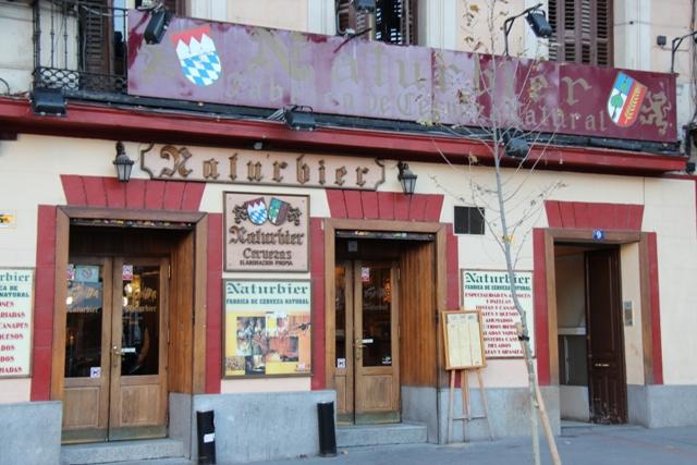 Naturbier - Piwiarnia i Browar w Madrycie