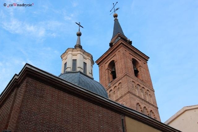 Kościół San Nicolás de los Servitas w Madrycie