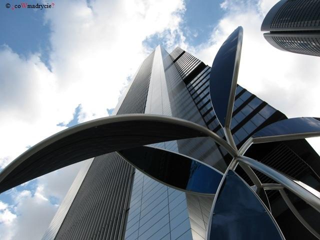 Torre Caja Madrid w Madrycie