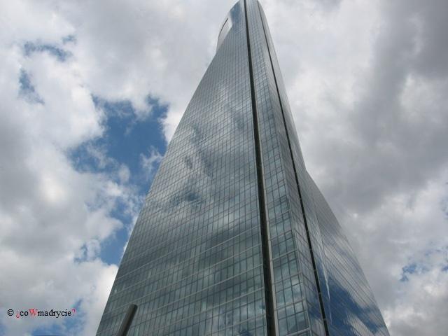 Torre Espacio w Madrycie