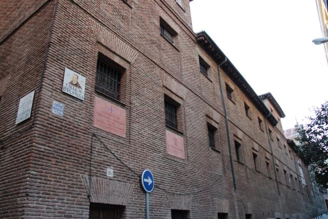 Klasztor las Trinitarias Descalzas w Madrycie